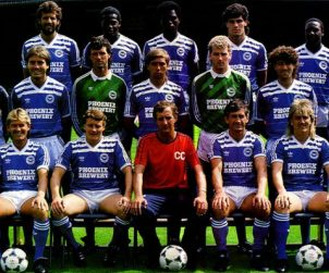 BHAFC 1985/86